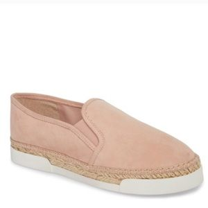 Vince Camuto Pink espadrille sneakers